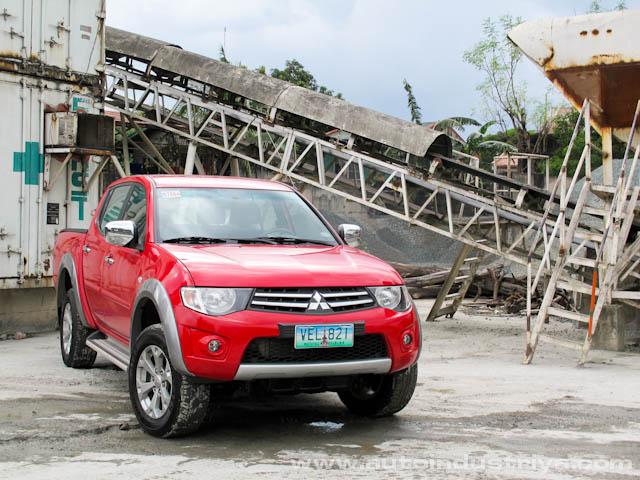 Mitsubishi Strada Philippines