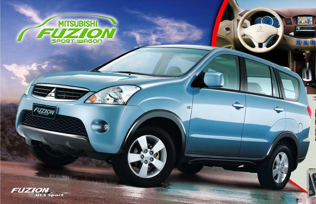 FUZION | Mitsubishi Pricing in Philippines