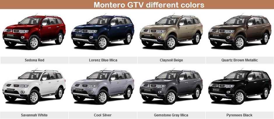 Pajero Sport 2014 >> MONTERO SPORT | Mitsubishi Pricing in Philippines